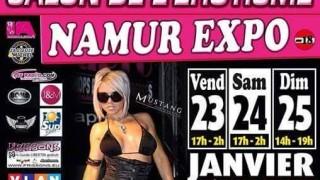 Salon de l'érotisme de Namur 2015