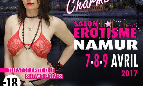 Salon de l'erotisme de Namur (Belgique)