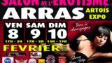 Eroticshows Arras 2019
