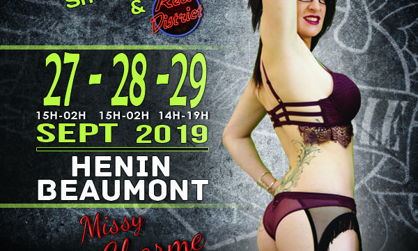Henin Beaumont 2019